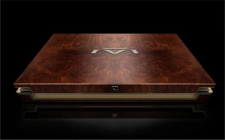 Million Dollar Laptop by Luvaglio