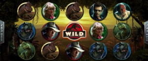 Jurassic Park Movie Themed Slots