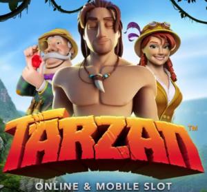 Tarzan Movie Themed Slots