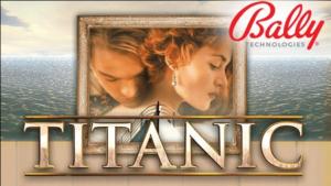 Titanic Movie Themed Slots