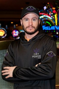 Canadian Poker Pro Mike Leah