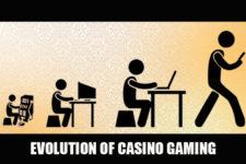 Evolution of Desktop and Mobile Online Casino Games