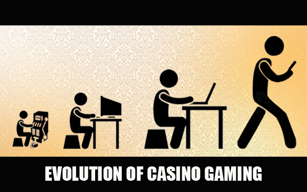 Evolving to Mobile Casinos 2017