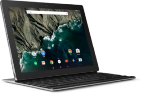 Google Pixel C with Keyboard