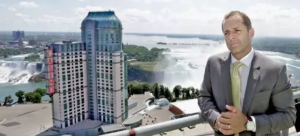 Jim Diodati talks Niagara Falls Casinos