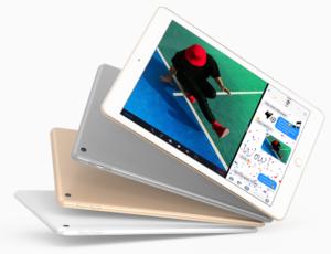 New iPad 2017 from Apple