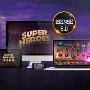 iSENSE 2.0+ Desktop and Mobile Gaming Framework