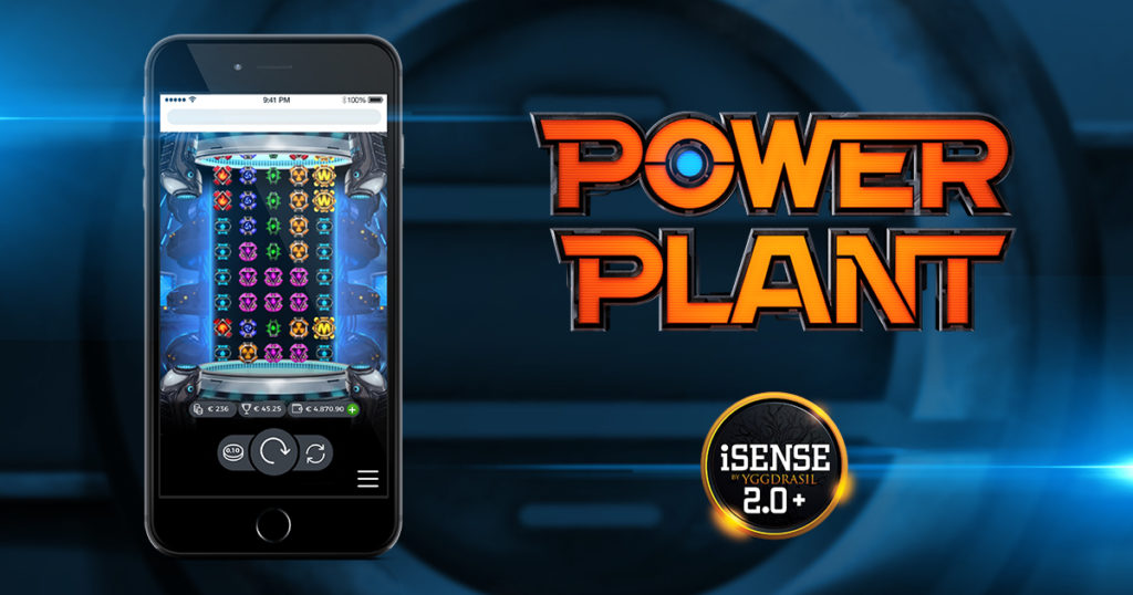 Power Plant Slot with iSENSE by Yggdrasil