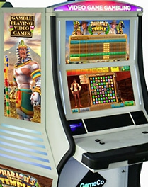 Pharaoh's Secret Temple Skill-based video slots
