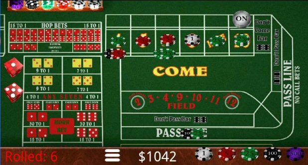 Learn to Play Craps Trainer Free - Craps Strategy App for Android