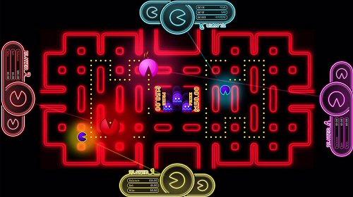 Pac-Man Skill Gambling Game
