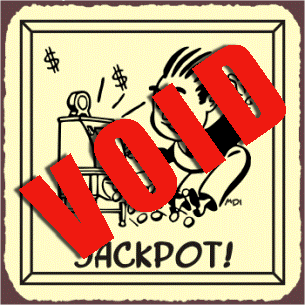 Malfunction Voids Slots Jackpot
