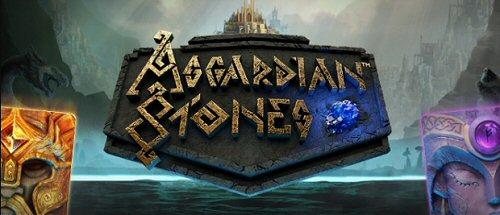 Asgardians Stone New NetEnt Slot Machine
