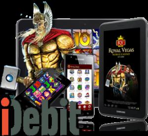 iDebit eCheck Casinos in Canada