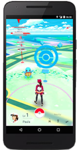 Pokemon Go Augmented Reality craze