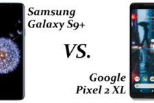 Mobile Casino Games on Samsung S9+ vs Pixel 2 XL
