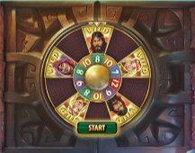 Hidden Valley Slot Bonus Wheel