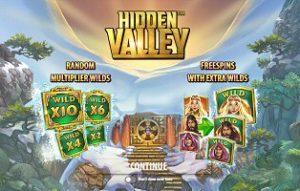 Hidden Valley HTML5 Online Slots for Mobile