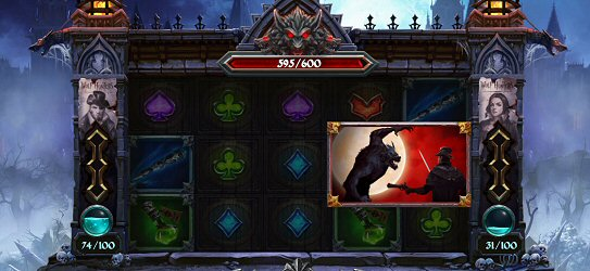 Slay Werewolves in new Halloween Slots Wolf Hunters by Yggdrasil