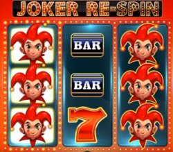 Epic Joker Re-Spins Feature