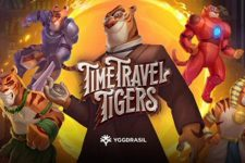 Want a Time Traveling Machine? How about a Time Traveling Slot Machine? With Tigers!