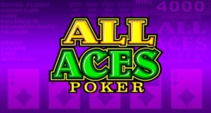 All Aces Video Poker by Microgaming