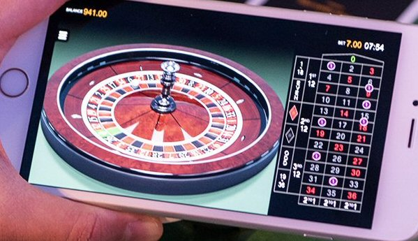 Mobile Roulette Game