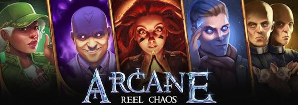 Arcane Reel Chaos: The Darker Side of NetEnt Online Slots