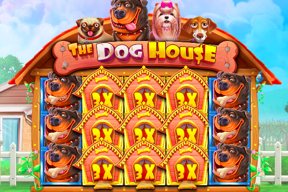 Pragmatic Play Launched The Dog House Slot