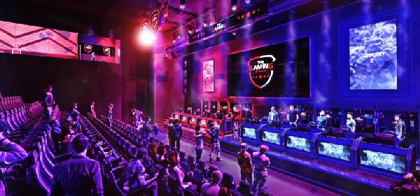 Thunder Bay Expo Preludes Richmond's eSports Gaming Arena, The Gaming Stadium