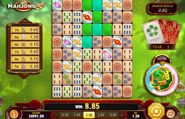 Mahjong 88 Slot Machine