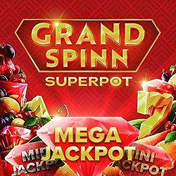 Grand Spin Superpot Progressive Jackpot Slot