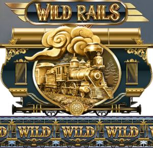 All Aboard the New Wild Rails Online Slot by Play'n Go, coming in July