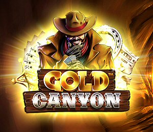 Ride the Rails to Riches in Betsoft's new Gold Canyon Mobile Slot