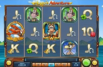 Join Hugo the Troll in his next Online Slots Adventure