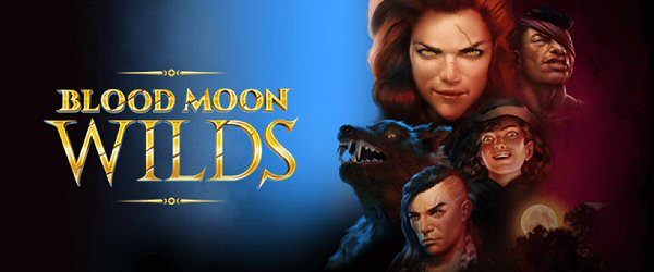 Blood Moon Wilds Slot Machine for Halloween 2019