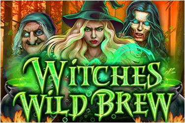 2019 Halloween Slot Machines Witches Wild Brew