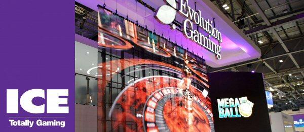 Evolution Showcases 12 New Live Dealer Casino Games at ICE 2020