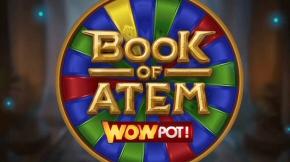 Book of Atem WowPot Slot