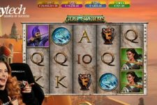 Playtech continues Live Casino Slots push with AotG: God of Storms Live
