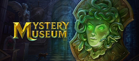Seek Mysterious Relics in Push Gaming's Haunting New Mystery Museum Slot