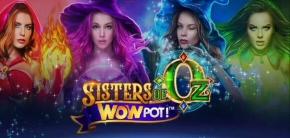 Sisterz of Oz WowPot Slot