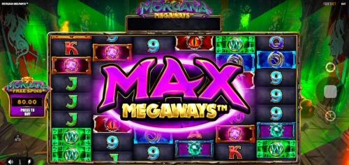 Morgana Max Megaways Feature