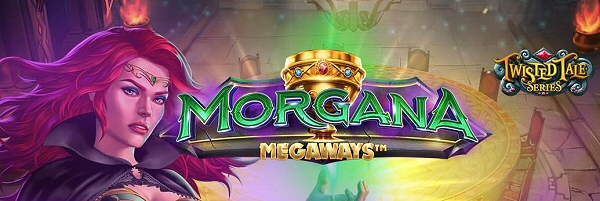 iSoftBet adds to Twisted Tales Series Slots with Morgana Megaways.