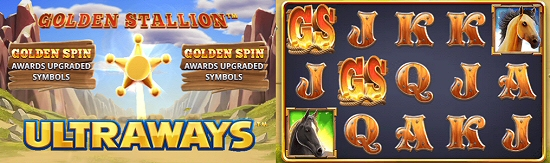 Golden Stallion Ultraways Slot