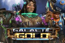 Galactic Gold Progressive Slot Exclusive to Royal Vegas Casino Group