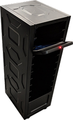 Optional Charging Stand for the Casino Tablet by Touch Dynamic