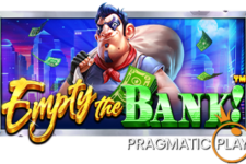 Empty The Bank Online Slot New from Pragmatic Play in July 2021